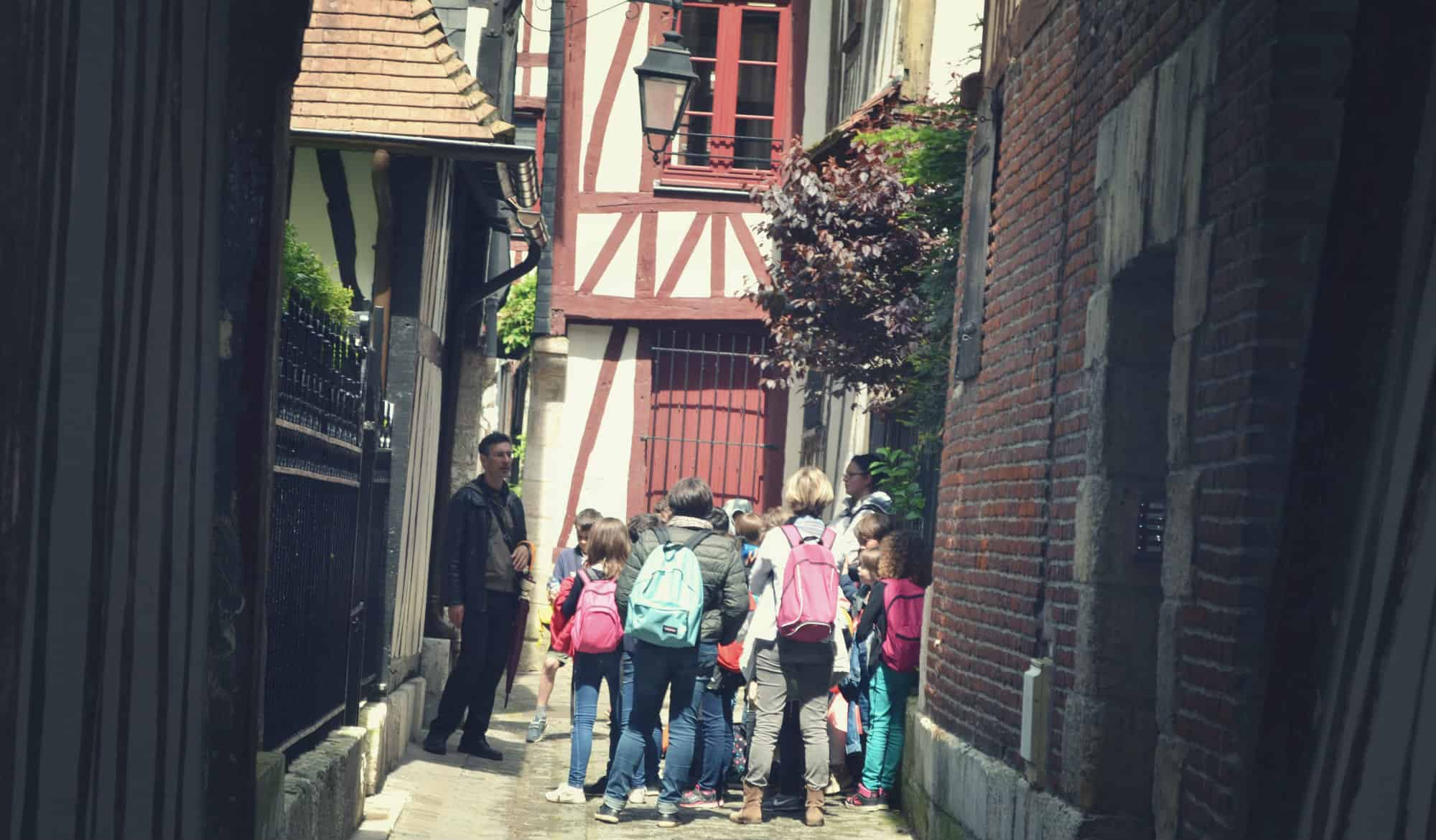 Visites Guidees Office Tourisme